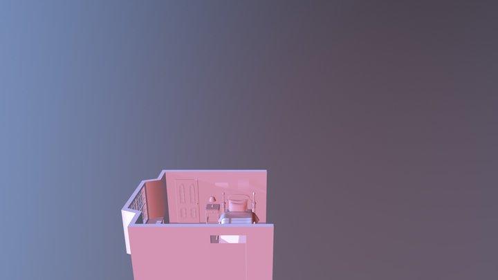 Boo - Monsters Inc 3D Model