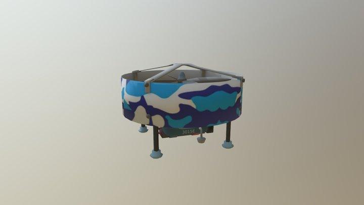 AWuAV 3015E 3D 3D Model