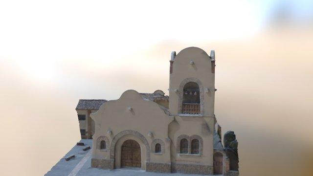 Iglesia El Vergel - Autodesk Remake 3D Model