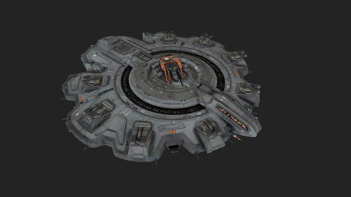 hgn_vortex 3D Model