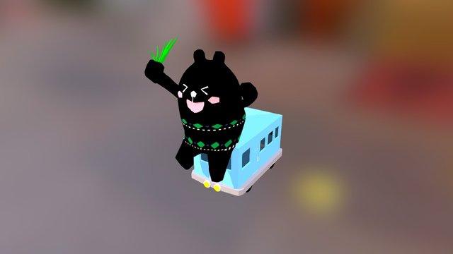 0930bear 3D Model