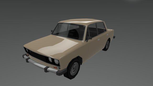 2106 3D Model