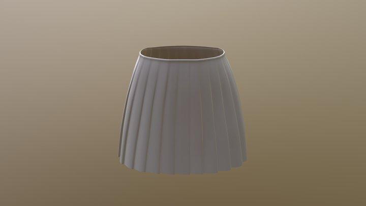 Falda Con Texturas 3D Model