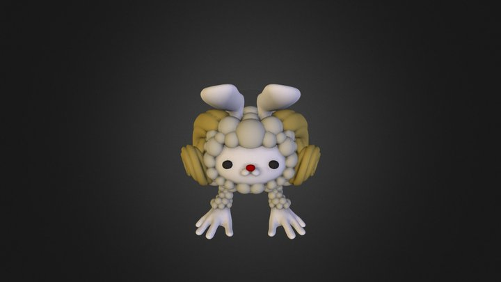 MimioSan_Sheep ver. 3D Model