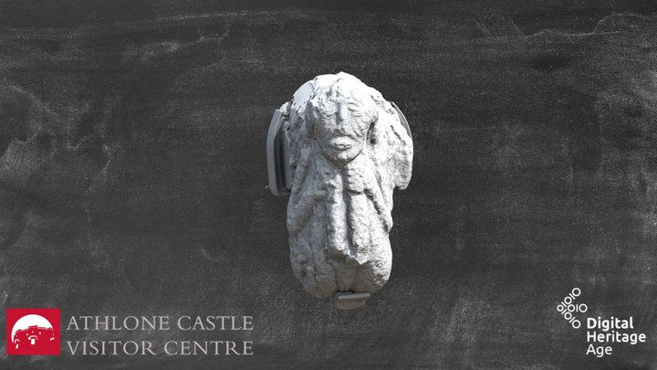 Athlone - Sheela-na-Gig(LaserScan)  WM029-042053 3D Model