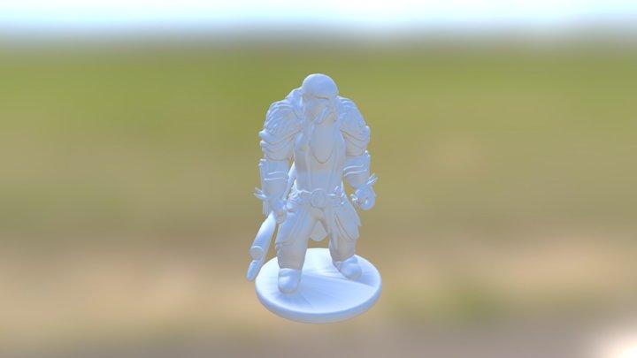 Buva 3D Model