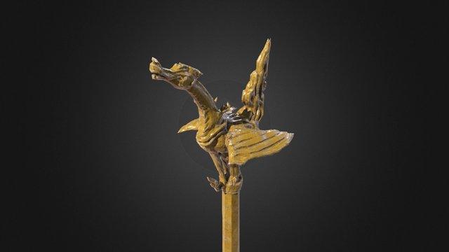 Dragon Lantern 3D Model
