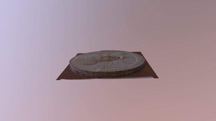 Minca1 3D Model
