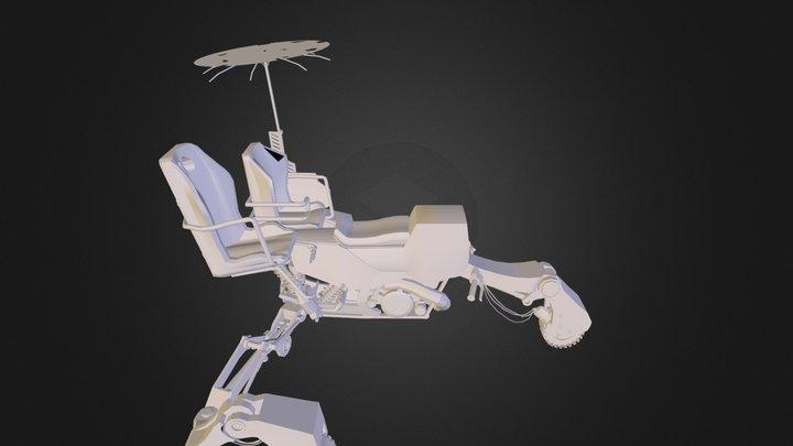 sergibike 3D Model