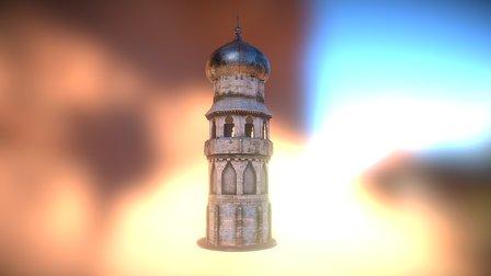 Tower 2 3D Model