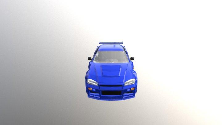 r34 3D Model