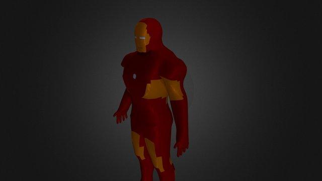 Iron Man (Fan Art) 3D Model