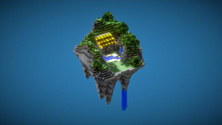 190809-Marketplace-island.schematic 3D Model