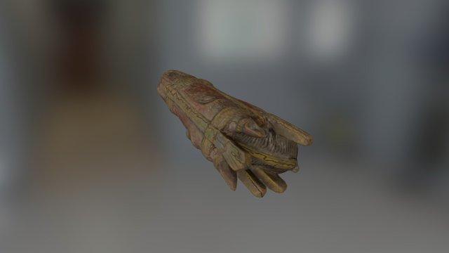 Horse_Head 3D Model