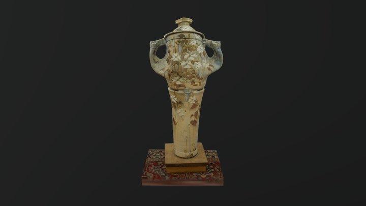 Marvin Bartel Vase 3D Model