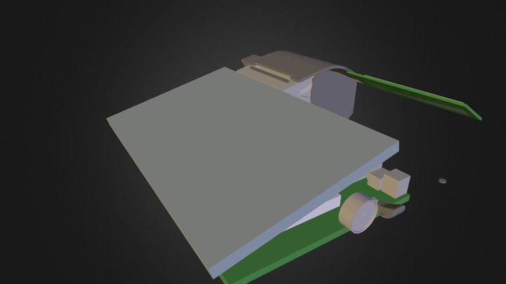 Pos 3D Model