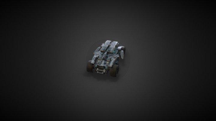 Police: AFV 3D Model