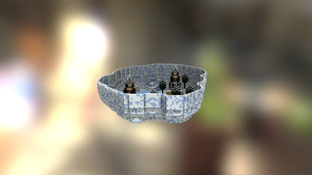 Frozen Xmas (InchiBattle [1.8] [v2.0]) 3D Model