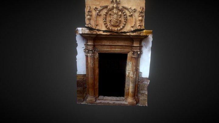 Archivo Municipal de Lorca 3D Model