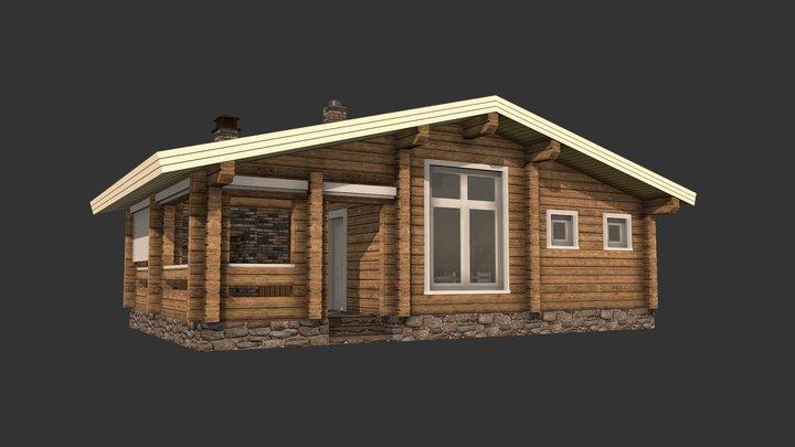 Баня 2 (Константин) 3D Model
