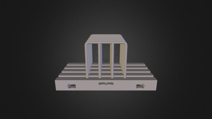 Logging Bumper-v2 5x 3D Model