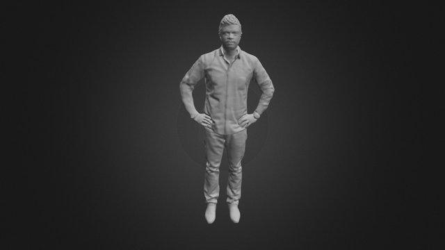 Leo WIP 3D Model