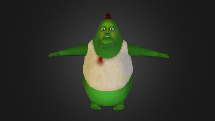 Lene 3D Model