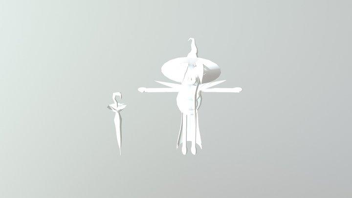 Taako 3D Model