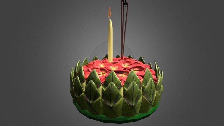 kra-thong 3D Model