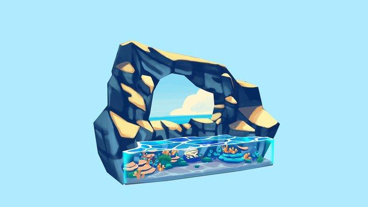 Little reef 3D Model