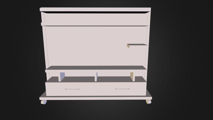 Estante 3D Model
