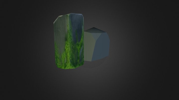rocas 3D Model