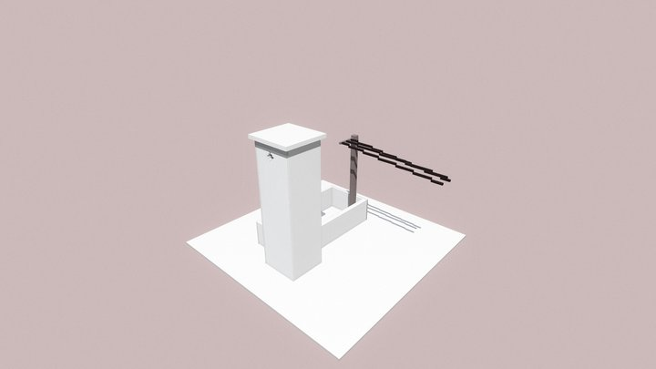 Electricaltower 3D Model