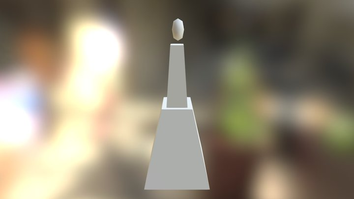 Monolito 3D Model