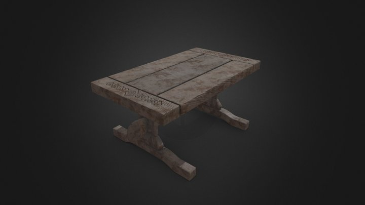 table01 3D Model