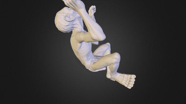 Gollum.stl 3D Model