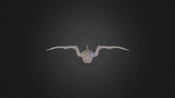 E X O2 3D Model