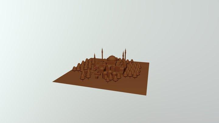 Hagia Sophia Update 3D Model