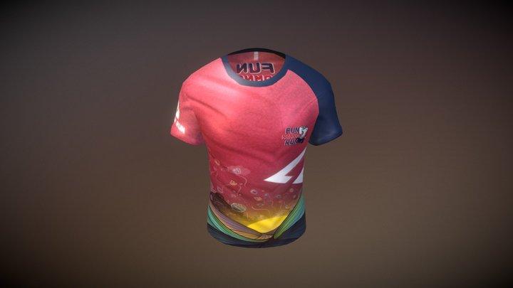 Funrun 3D Model