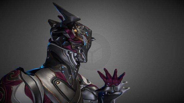 Warframe - Loki - Kodama 3D Model