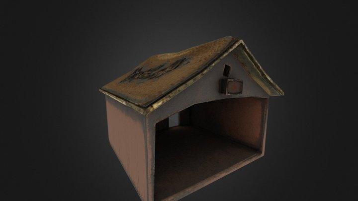 Garage02 3D Model
