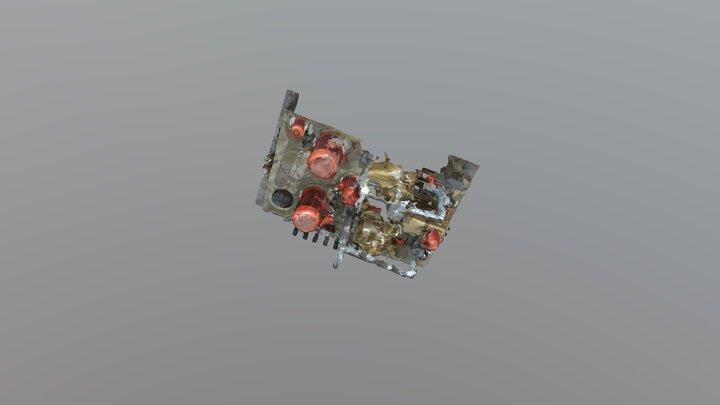 Regler 3D Model
