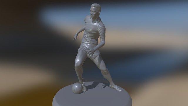 Pele 400k 3D Model