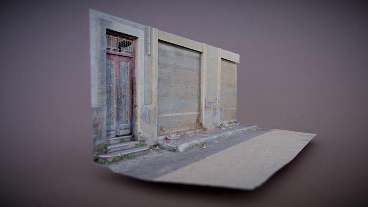 Nicosia Old Town Street [3 June 2020] 3D Model