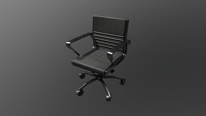 Office Chair Modern 3D Model
