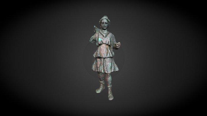 DIANE, déesse de la chasse 3D Model