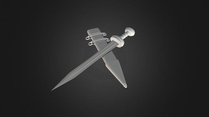 Gladius 3D Model