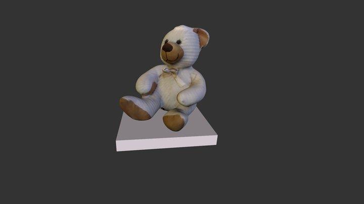 Cappasity Easy 3D Scan. Bear. 3D Model