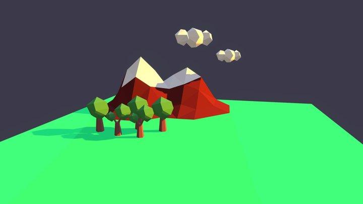 Ilustracion 3D Model
