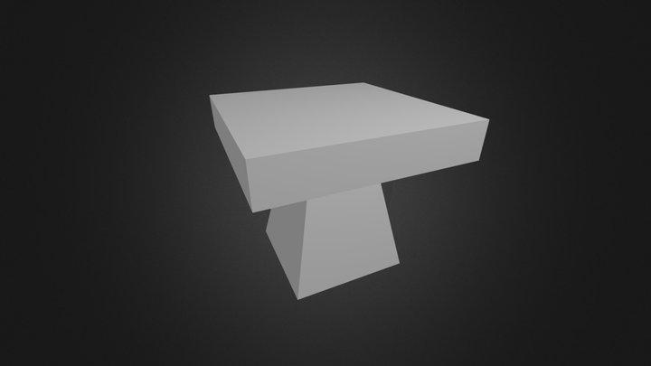 Myobjt 3D Model